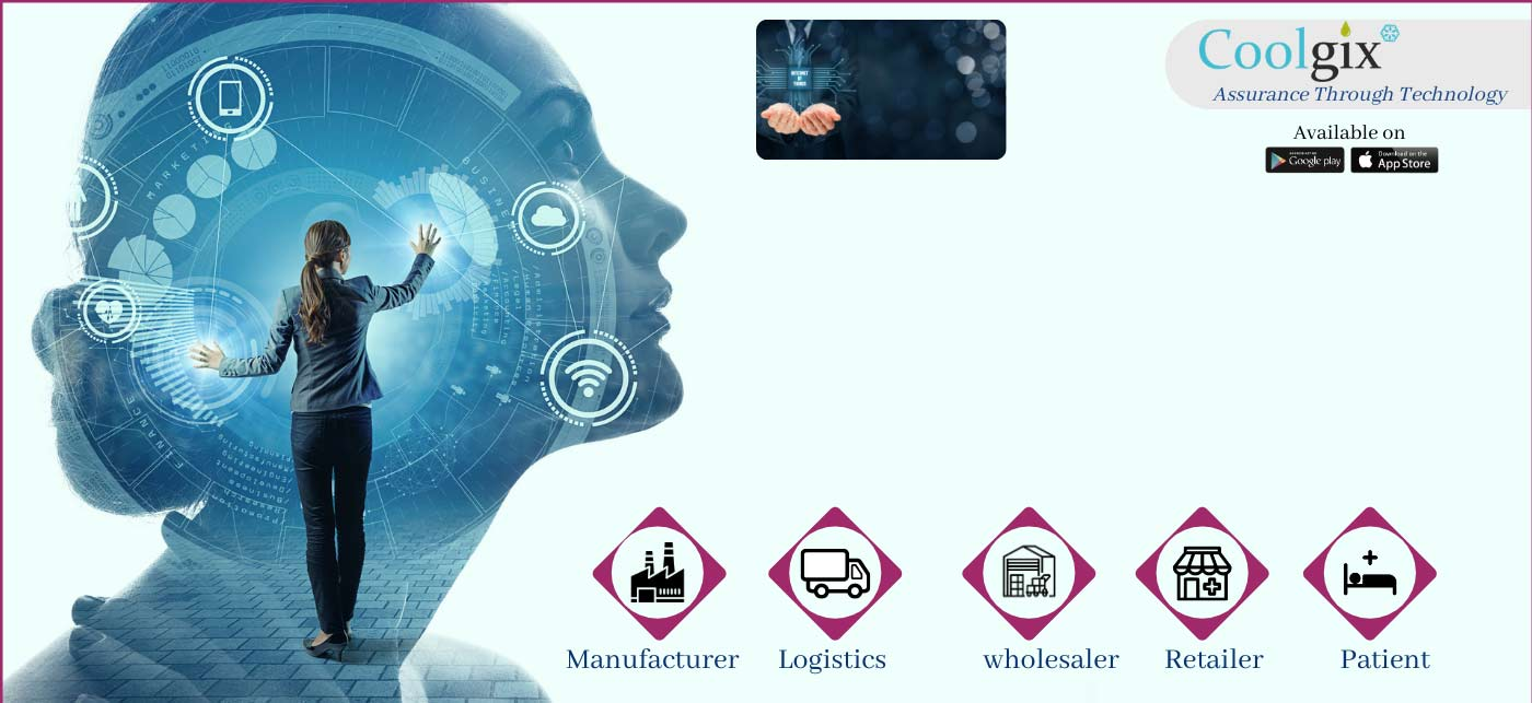 COMPLETE DIGITIZE SUPPLY CHAIN FOR END TO END TRACEABILITY